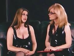 No Name Jane and Nina Hartley talk sex in pregancy