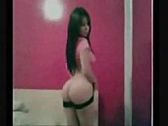 This Mexican gal sure knows how to please a man, she lets him film her whenever that dude wants, so we have multipule clips in this homemade sex video.