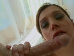 Francesca Le begins her day by taking a bath and ends it by getting her butt fucked six ways from Sunday by the one and solely Johnny Sins.