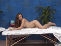 Hot Tiffany gets completely nude