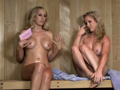 Hot sauna interview with Ainsley Addison