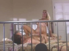 Large boobs milf drilled up the wazoo