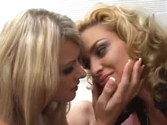 Vicky Vette eaten out in the office