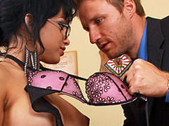 Career hopeful Abella Anderson has just been hired as Levi Specie's secretary. That Babe's not at any time worked in advance of but the interview was a breeze so how hard could the job possibly be? The answer may surprise u! Thrashing and other office don't s ensue.