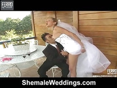 Camile attractive shemale bride