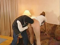 Busty German Mature Seduce Young Stud