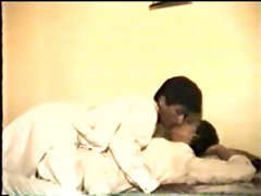 Horny Indian mature making sex video