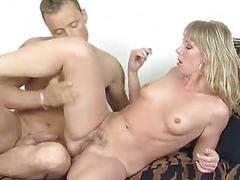 German blond acquires a precious fuck - Inferno Productions