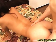 Dped and Creamed Oriental Porn Clip