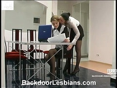 Rosa&Ninette awesome anal lesbo movie