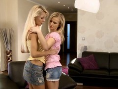 Spend time with charming lesbian women having fun on livecam