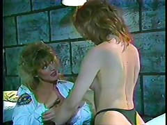 Here's a classic! The female guardian is in inspection, making sure her convict is behaving. She gives a decision to give that wench a treatment and licks her vagina while taking care of her own. Discover out what those bitches are going to do in the prison cell and if they will have any horny visitors!