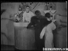 Vintage 1930s Porn - FFM 3some